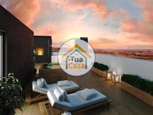 Apartamento T3 de Luxo na Zona Alta de Faro