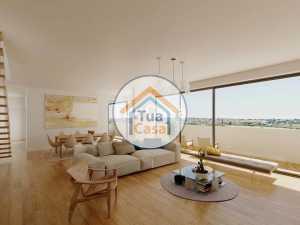 Apartamento T2 em Condomínio Privado de Luxo na Zona Alta de Faro