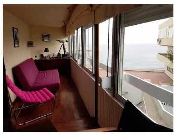 Apartamento Estúdio em Sesimbra - vista de mar
