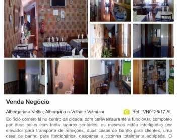 Café / Restaurante em Albergaria-a-Velha