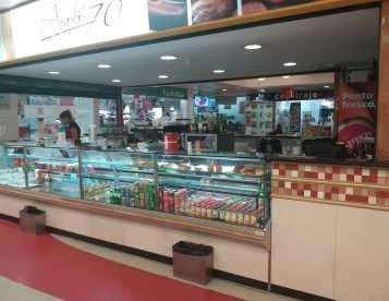 Snack-Bar nas Avenidas Novas