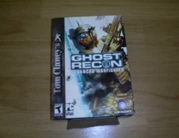 Jogo Ghost Recon Advanced Warfighter