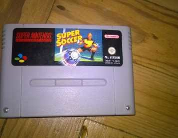 Nintendo Super Soccer