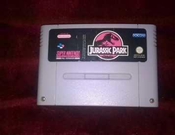 Nintendo Jurassic Park