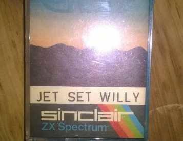 Jogo ZX Spectrum Jet Set Willy
