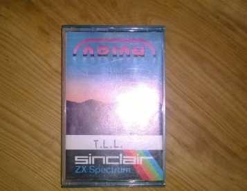 Jogo ZX Spectrum T.L.L.