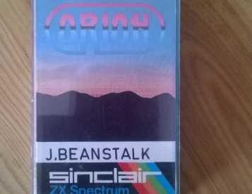 Jogo ZX Spectrum J.Beanstalk