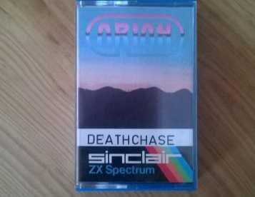 Jogo ZX Spectrum Deathchase
