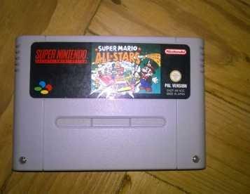 Nintendo Super Mário All Stars