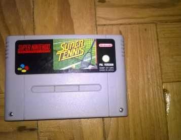 Nintendo Super Tennis