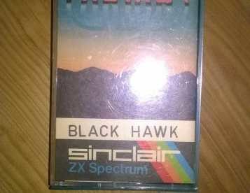 Jogo ZX Spectrum Black Hawk