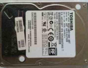 Disco Rígido 2,5 TOSHIBA 500GB