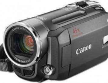 Camera Video CANON FS11