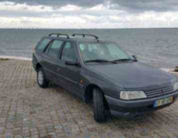 Peugeot 405 Stlyle