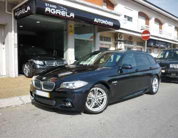 BMW 520 d Auto Pack M 190cv
