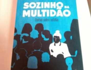 Livro Sozinho na Multidão