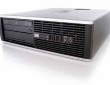 Computador HP 6000 SFF, Intel C2D 3.0GHz, 4GB , 250 HDD , DVDRW