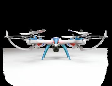 DRONE MYWIGO BLUE DRAGON CAMARA HD 5.0 MP