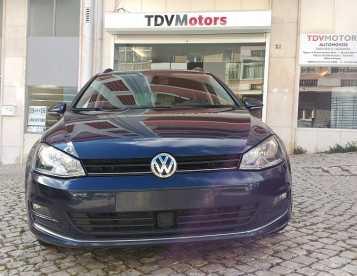 VW Golf Variant 1.6 Tdi 105 CV