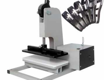 Maquina De Fazer Chinelo Compactada JR + Kit 6 Facas