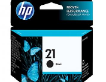 Tinteiro Original HP 21