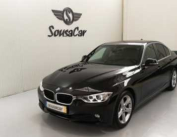 BMW 320 d EfficientDynamics Navigation