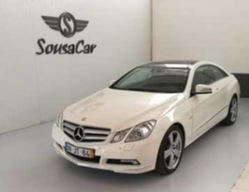 Mercedes-benz E 250 CDi Avantgarde BlueEfficiency