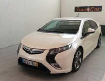 Opel Ampera ECOTEC-REV HYBRID