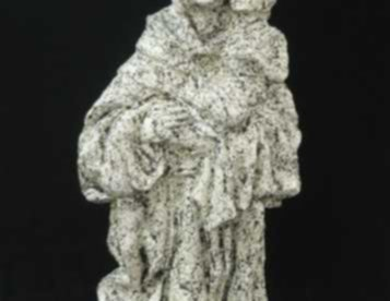 santo António - martelado