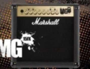 MARSHALL amplificador 15W