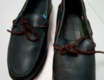 sapatos pele homem nº. 41