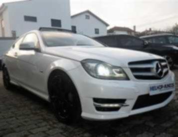 Mercedes C220 CDI Coupé AMG