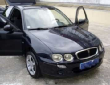 Rover 25 2.0 TD