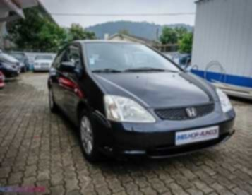 Honda Civic 1.7 CDTI