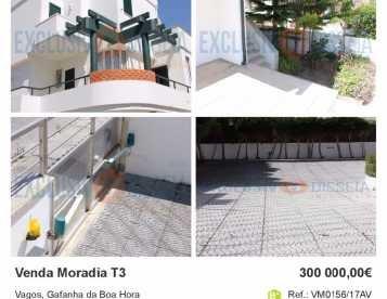 Moradia T3 na Praia Da Vagueira