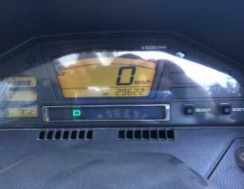 Suzuki burgman 650 2002