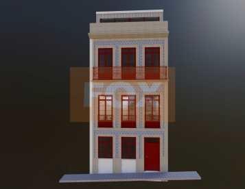 Apartamento T1 - Porto