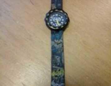 Relógio Swatch criança Batman