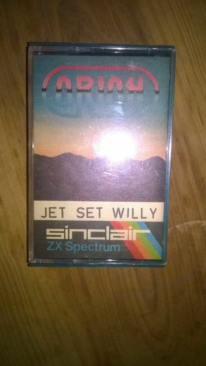 Jogo ZX Spectrum Jet Set Willy